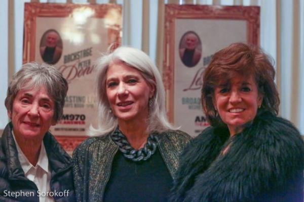 Margot Harley, Jamie deRoy, Judy Katz