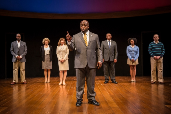Photo Flash: First Look at CARLYLE as Part of 'New Stages' at Goodman Theatre