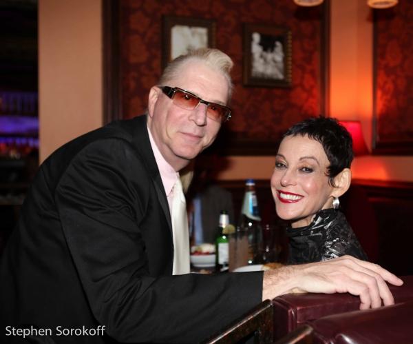 Ron Abel & Giselle Wolf