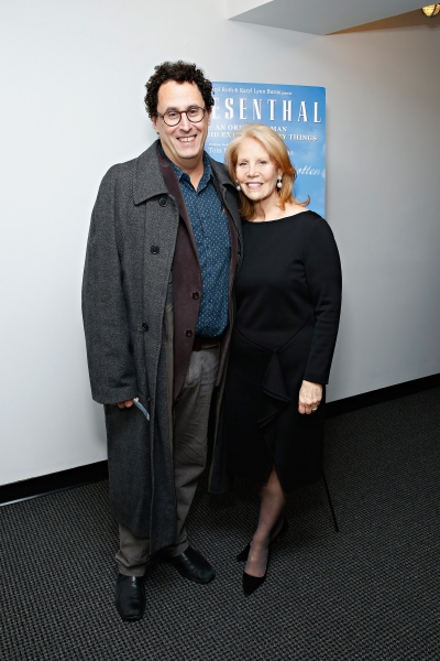 Photo Flash: Inside WIESENTHAL's Opening Night Off-Broadway with Judith Light, Tony Kushner & More