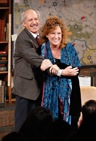 Tom Dugan and Jenny Sullivan