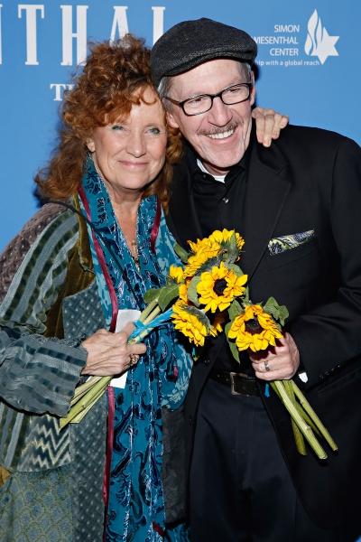 Jenny Sullivan and Tom Dugan