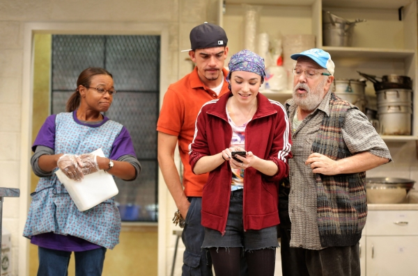 Quincy Tyler Bernstine, Bobby Moreno, Ismenia Mendes, Lee Wilkoff Photo
