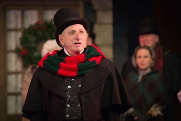 Thomas D. Mahard (Ebeneezer Scrooge) Photo