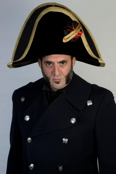 James Zannelli as Javert Photo
