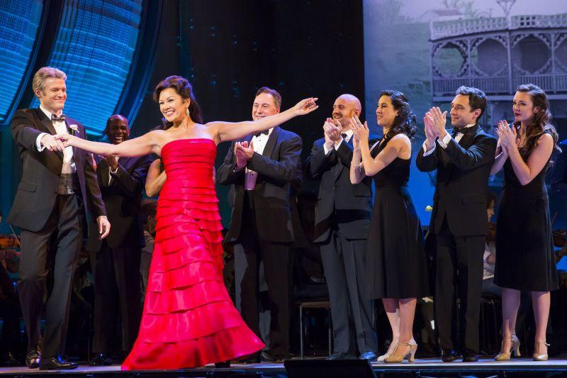 BWW Reviews: New York Philharmonic's SHOW BOAT