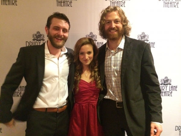 Ken Clark, Christy Altomare, Travis Taylor