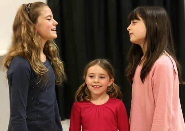 Claire Levasseur, Alyssa Marvin, Rachel Arianna