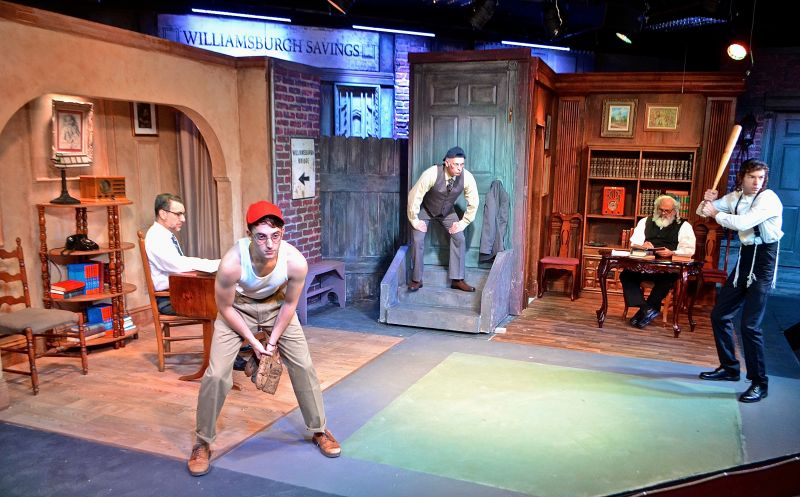 BWW Reviews: THE CHOSEN knocks one out of the park in Rancho Mirage.