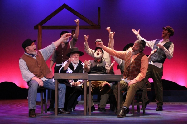 Photo Flash First Look At Seattle Musical Theater S
