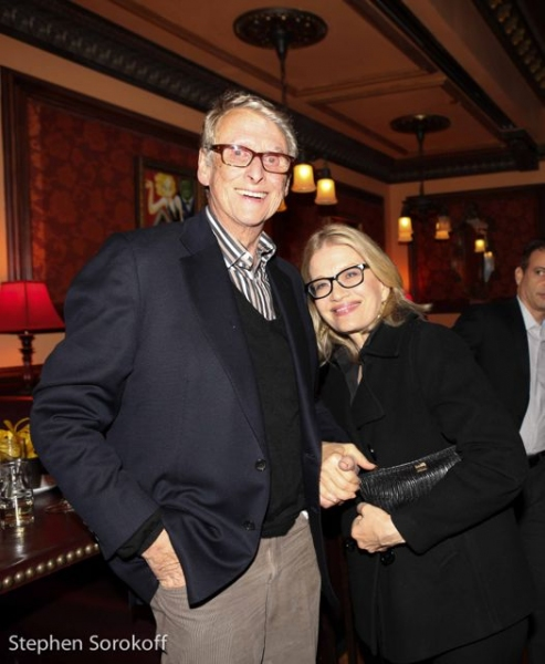 Mike Nichols & Diane Sawyer