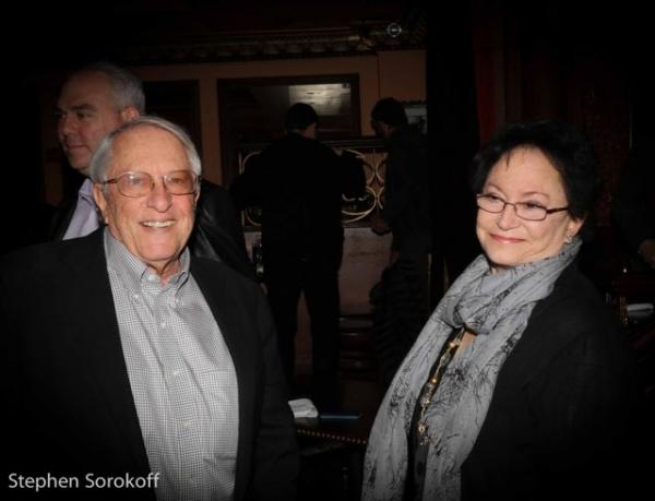Steven Baruch & Eda Baruch
