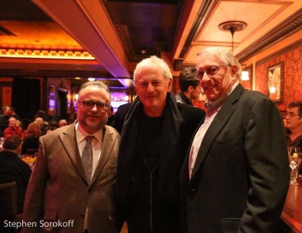 Richard Frankel, Victor Garber, Steven Baruch
