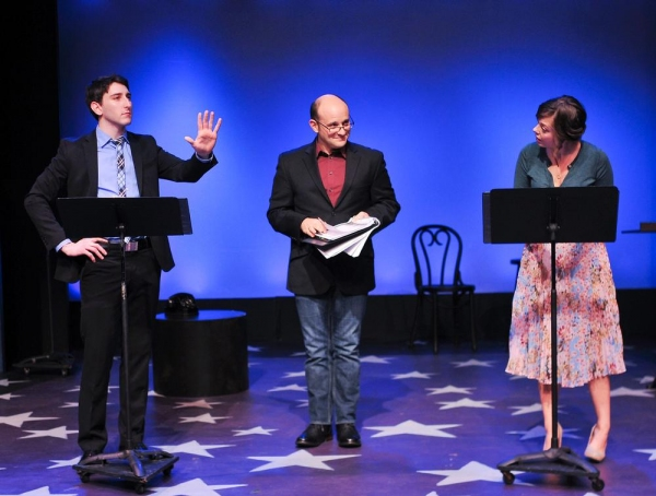 Ben Fankhauser, Michael Thomas Holmes and Margo Seibert