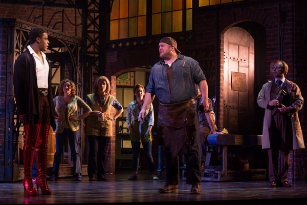 BWW Reviews:  The National Tour of KINKY BOOTS Brings Amazing Heart and Delight to the Denver Center