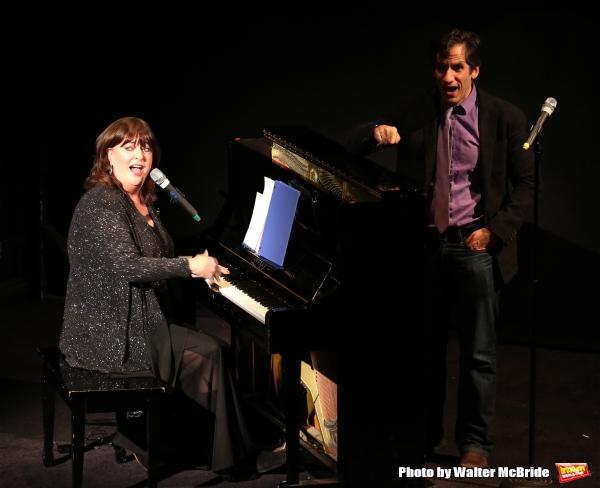 Ann Hampton Callaway and Seth Rudetsky