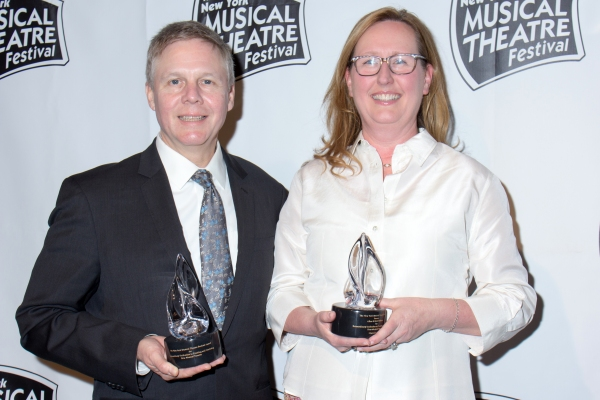Photo Coverage: NYMF Gala Celebrates Christopher Gattelli, Beth Williams and Allan Williams!