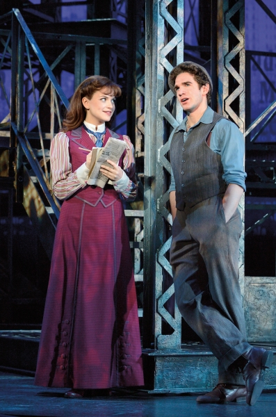 Photo Flash First Look At Dan Deluca Stephanie Styles