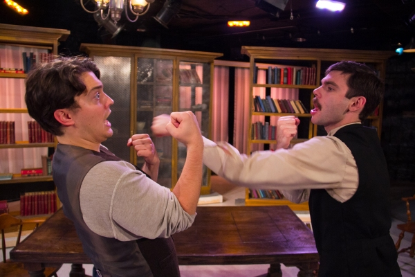 Photo Flash: First Look at Strawdog's GREAT EXPECTATIONS, Opening Tonight