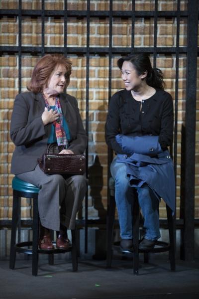 Photos: First Look at Sharon Leal, Angela Lin, John Sloan, Brandon Scott and More in Pasadena Playhouse's STOP KISS