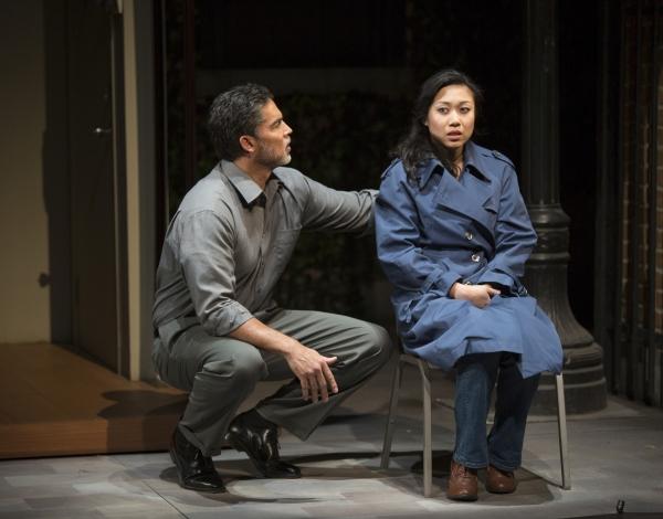 Jeff De Serrano and Angela Lin