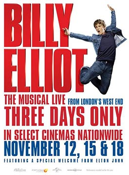 InDepth InterView Exclusive: Stephen Daldry Talks BILLY ELLIOT: THE MUSICAL Fathom Event, WICKED Movie, THE AUDIENCE & SKYLIGHT On Broadway, Netflix's THE CROWN & More
