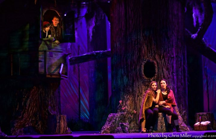 BWW Reviews: Eagle Theatre's INTO THE WOODS is Enchanting
