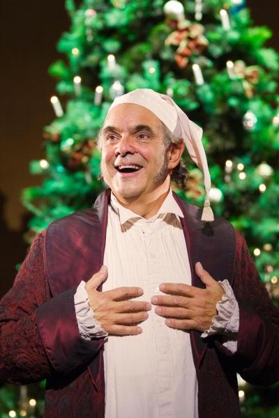 Edward Gero as Ebenezer Scrooge