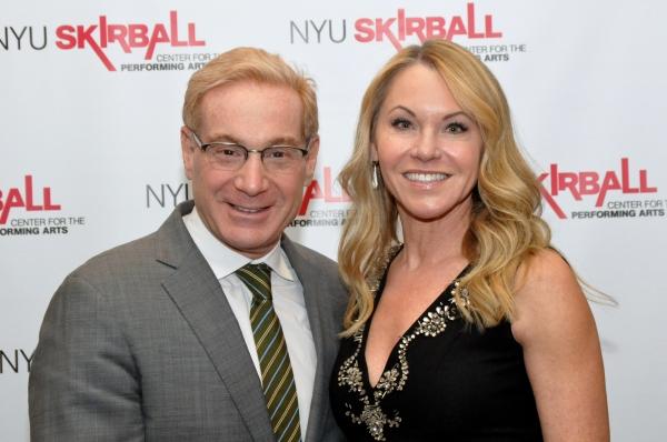 Honorees-Howard Kagan and Janet Kagan