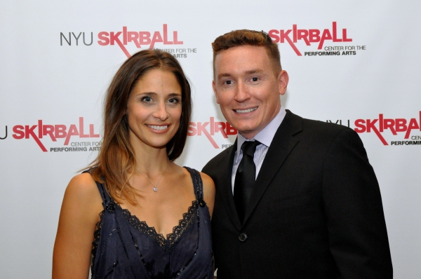 Elena Shaddow and Michael Harrington