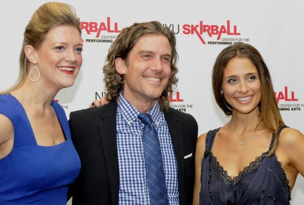 Jennifer Goode Cooper, Kevin Kern and Elena Shaddow