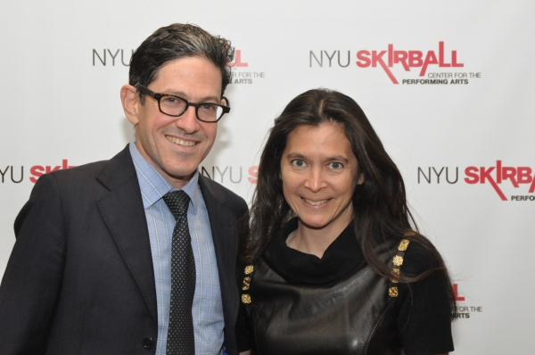 Randy Weiner and Diane Paulus