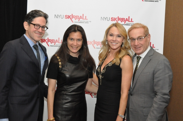 Randy Weiner, Diane Paulus, Janet Kagan and Howard Kagan