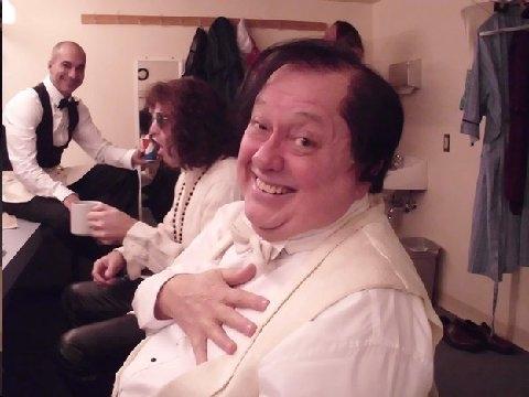 Tony Triano as Rossini.