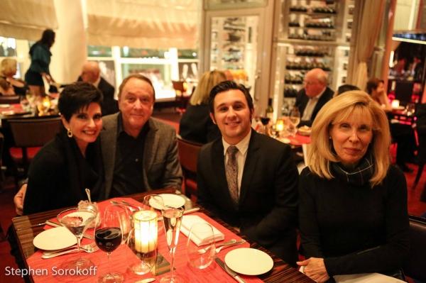 Arlene Lazar, Allan Lazar, Nicholas King Photo