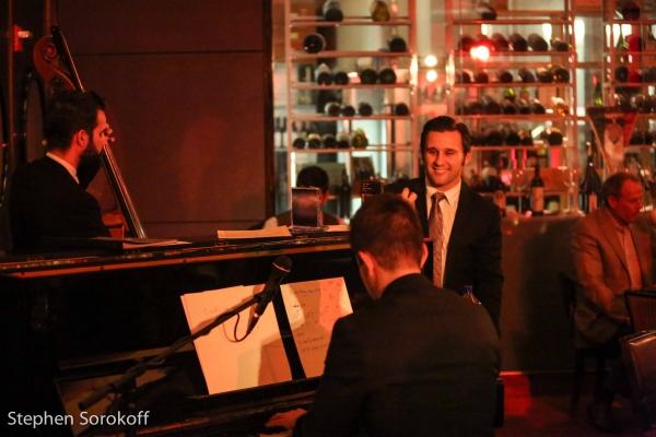 Nicholas King & Matt Baker