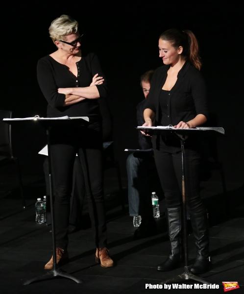 Cady Huffman and Deborah Rayne