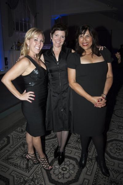 Heather Randall, Kiki Ramos Gindler, Diane Rodriguez
