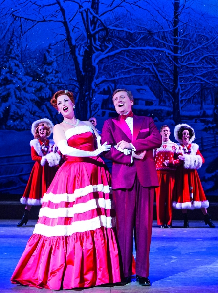 Photo Flash: First Look at WHITE CHRISTMAS in the West End!
