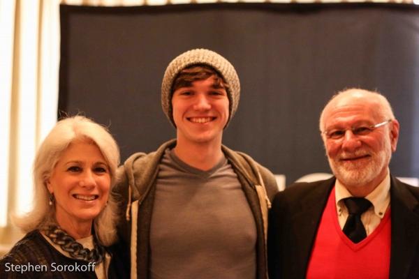 Jamie deRoy, Collin Kelly Sordelet, Peter LeDonne Photo