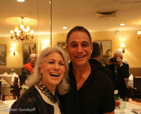 Jamie deRoy & Tony Danza