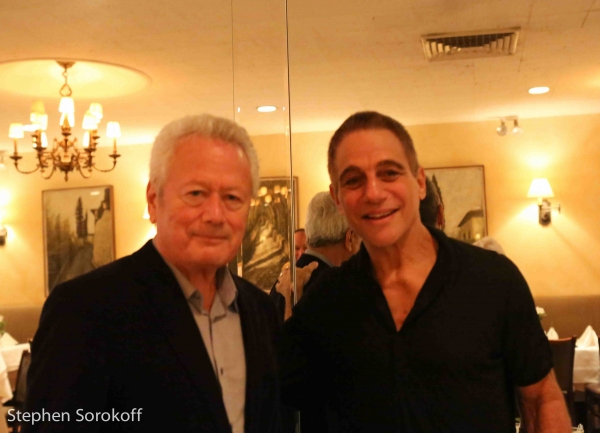 Stephen Sorokoff & Tony Danza