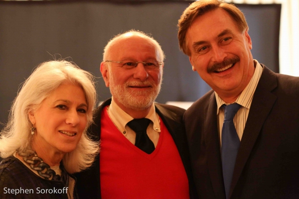 Photo Coverage: THE LAST SHIPS's Collin Kelly-Sordelet Visits Backstage with Peter LeDonne