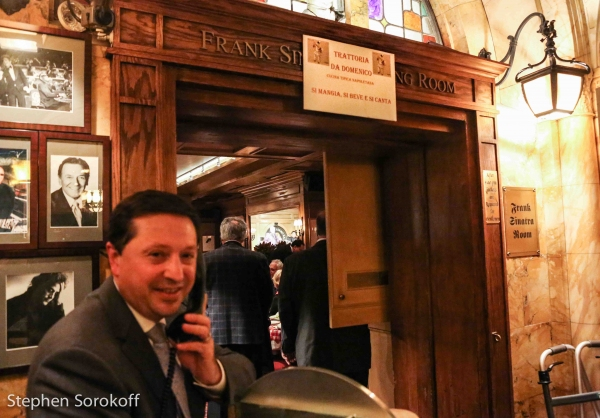 Photo Coverage: Dominic Chianese Performs at Friars Neapolitan Night