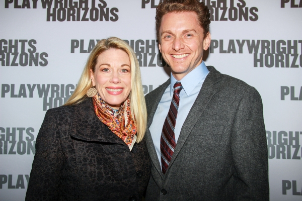 Marin Mazzie & Jason Danieley