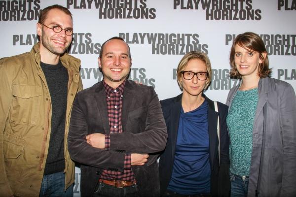 Samuel D. Hunter, Jordan Harrison, Bathsheba Doran & Amy Herzog
