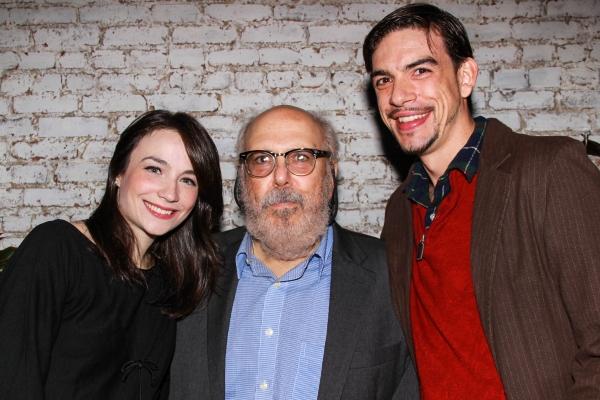 Ismenia Mendes, Lee Wilkof & Bobby Moreno