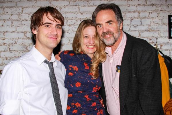 Kip Fagan, Heidi Schreck & Tim Sanford