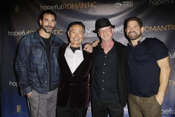 Photos: George Takei and More Attend Matt Zarley's 'hopefulROMANTIC' Screening