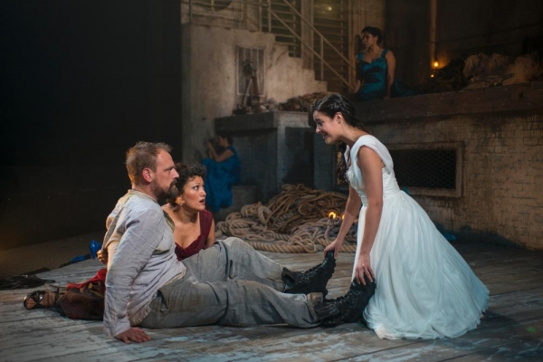 Photo Flash: First Look at Court Theatre's IPHIGENIA IN AULIS